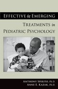 Cover for Effective and Emerging Treatments in Pediatric Psychology