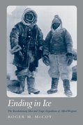 Cover for Ending in Ice