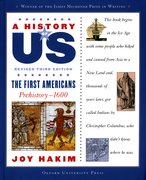 Cover for A History of US: The First Americans