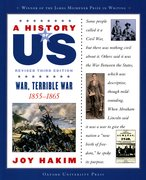 Cover for A History of US: War, Terrible War