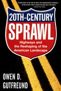 Cover for Twentieth-Century Sprawl