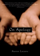 Cover for On Apology