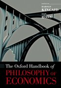 Cover for The Oxford Handbook of Philosophy of Economics