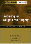 Cover for Preparing for Weight Loss Surgery