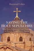 Cover for Saving the Holy Sepulchre