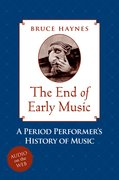Cover for The End of Early Music