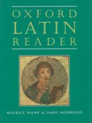 Cover for Oxford Latin Reader