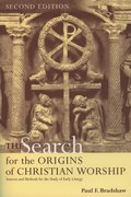 Cover for The Search for the Origins of Christian Worship