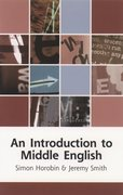 Cover for An Introduction to Middle English