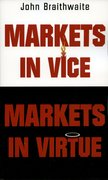 Cover for Markets in Vice, Markets in Virtue