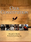 Cover for Our Constitution