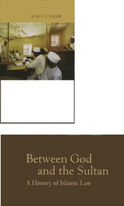 Cover for Between God and the Sultan