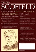 Cover for The Old Scofield® Study Bible, KJV, Classic Edition