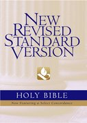 Cover for The New Revised Standard Version Bible