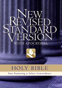 Cover for The New Revised Standard Version Bible with Apocrypha