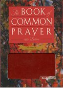 Cover for 1979 Book of Common Prayer Personal Edition