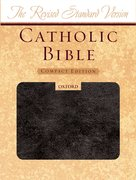 Cover for The Revised Standard Version Catholic Bible