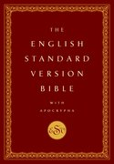 Cover for English Standard Version Bible with Apocrypha