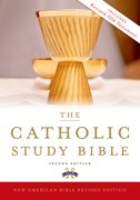Cover for Catholic Study Bible