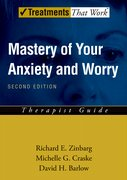 Cover for Mastery of Your Anxiety and Worry (MAW)