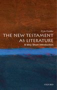 Cover for The New Testament as Literature: A Very Short Introduction