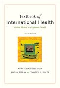 Cover for Textbook of International Health: Global Health in a Dynamic World