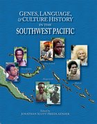Cover for Genes, Language, & Culture History in the Southwest Pacific
