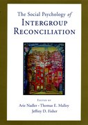 Cover for Social Psychology of Intergroup Reconciliation