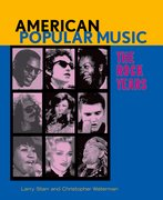 Cover for American Popular Music