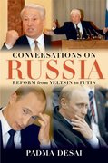Cover for Conversations on Russia