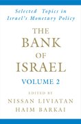 Cover for The Bank of Israel