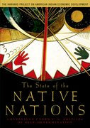 Cover for The State of the Native Nations