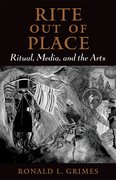 Cover for Rite out of Place