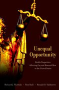 Cover for Unequal Opportunity