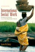 Cover for International Social Work