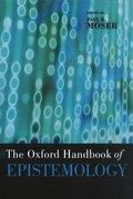 Oxford Handbook of Epistemology Cover Image