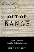 Cover for Out of Range