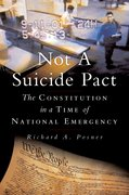 Cover for Not a Suicide Pact