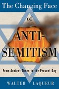 Cover for The Changing Face of Anti-Semitism