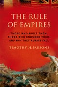 Cover for The Rule of Empires