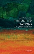 Cover for The United Nations: A Very Short Introduction