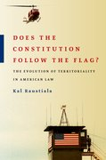 Cover for Does the Constitution Follow the Flag?