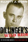 Cover for Dillinger