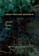 Cover for Child Welfare Research