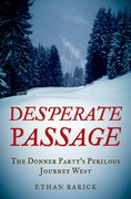 Cover for Desperate Passage