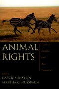 Cover for Animal Rights