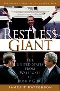 Cover for Restless Giant