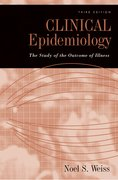 Cover for Clinical Epidemiology