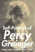 Cover for Self-Portrait of Percy Grainger