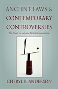 Cover for Ancient Laws and Contemporary Controversies
